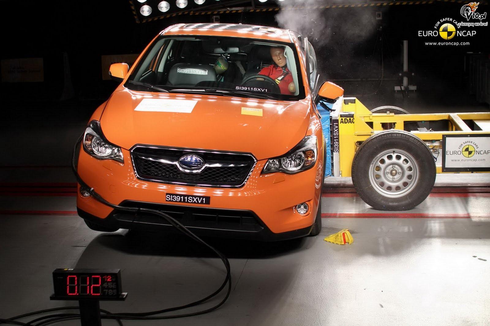 Subaru Xv Crash