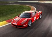 Nowe Ferrari 458 Challenge