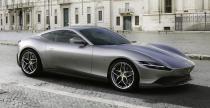 Ferrari Roma - Włosi pokazali swoje piękne GT
