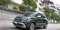Fiat 500L - facelifting pełen zmian