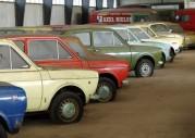 Zapomniany salon Fiata i Lancii