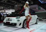 Nowy Fiat Abarth 500C - Geneva Motor Show 2010
