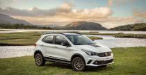 Fiat Argo Trekking - miejski crossover na rynek brazylijski