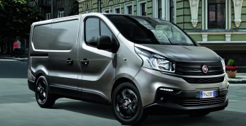 Fiat Talento po liftingu z nowym silnikiem
