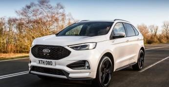 Odświeżony Ford Edge - co nowego?