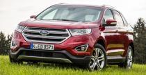 Nowy Ford Edge - pierwsza jazda