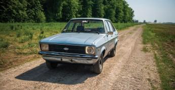 Ford Escort 1100 GL papieża Jana Pawła II idzie pod młotek