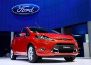 Nowy Ford Fiesta - Bangkok Motor Show 2010