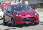 Nowy Ford Fiesta ST - zdjęcie szpiegowskie