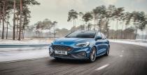 Ford Focus RS - nowa generacja dopiero w 2022-2023 roku