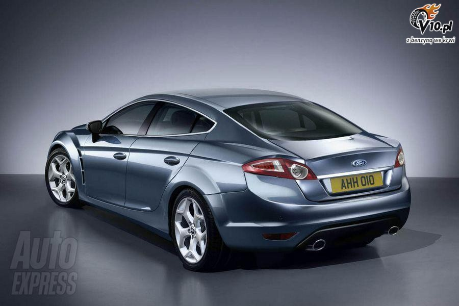 ford mondeo coupe 2