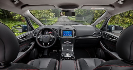 Ford Galaxy i S-Max