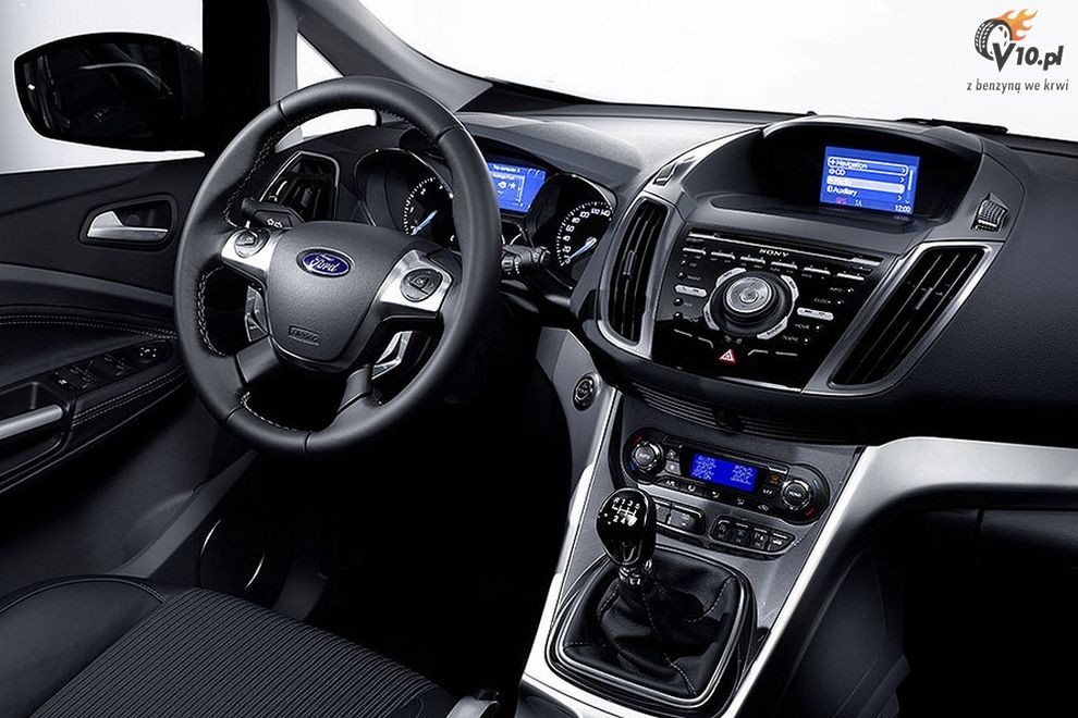 Ogromny nowy ford grand c max 09 ZX46
