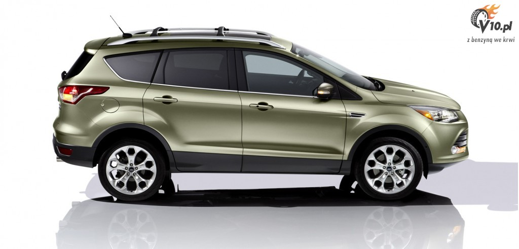 ford escape kuga 2013 24. Black Bedroom Furniture Sets. Home Design Ideas