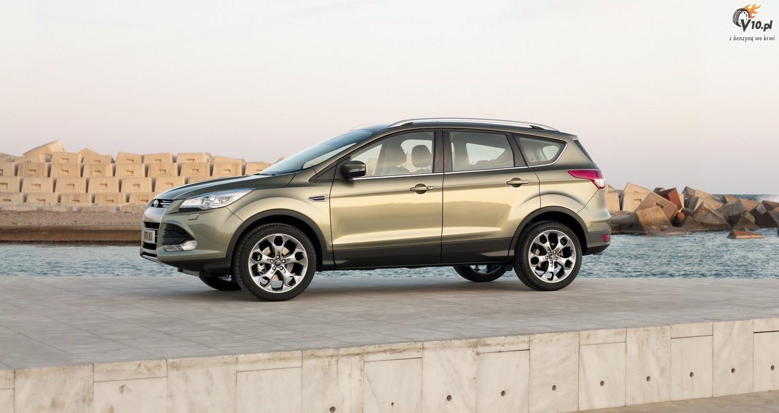 Ford Kuga 2012 16