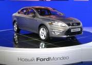 Nowy Ford Mondeo 2010 po face liftingu w Moskwie