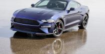 Ford Mustang Bullitt - specjalny egzemplarz w błękicie na cele charytatywne