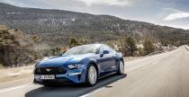 Ford Mustang - kolejna generacja z napędem 4x4 i w wersji EV