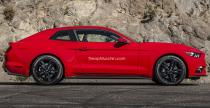 Ford Mustang Shooting Brake? Czemu nie!