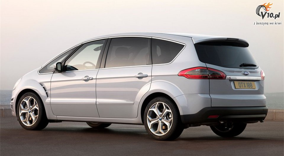 Ford S Max 2010. Nowy Ford S-MAX 2010