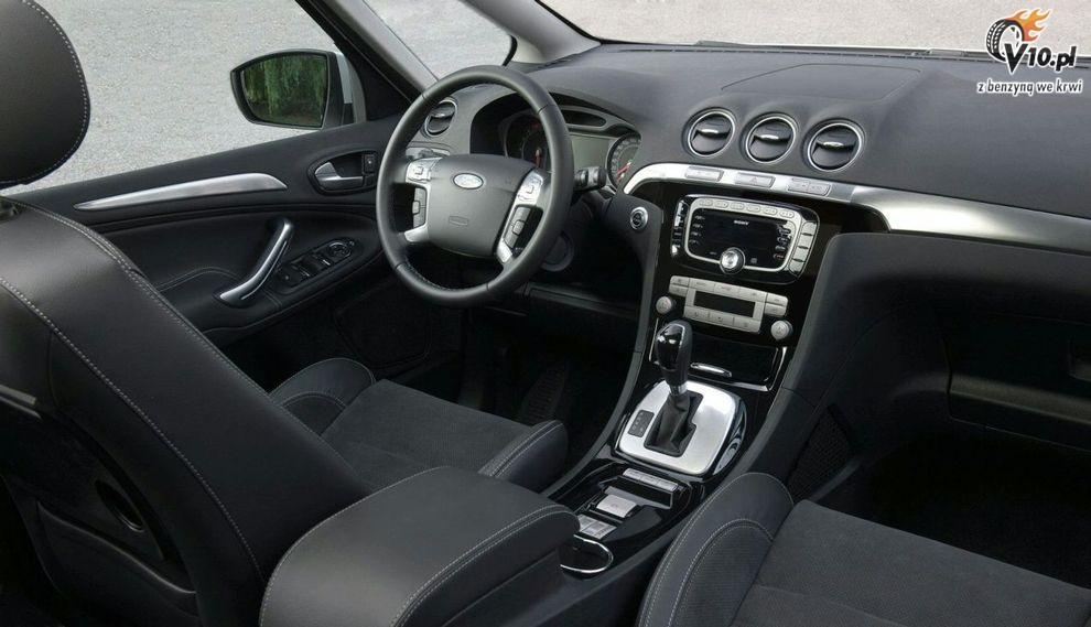 Ford Galaxy po liftingu [19] Ford S-MAX po liftingu [19]