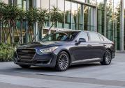 Genesis G90 - luksus po koreańsku