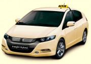 Nowa Honda Insight Taxi