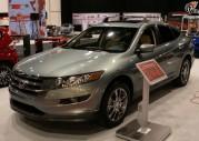 Nowa Honda Accord Crosstour - SEMA 2009
