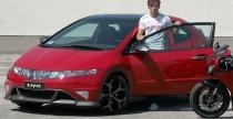 Honda Civic Type S Fireblade Replica - wersja specjalna