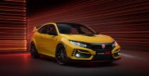 Honda Civic Type R Limited Edition - lżejszy i ostrzejszy wariant hot-hatcha