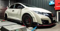Honda Civic Type-R podkr�cona przez Shiftech