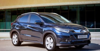 Honda HR-V - japoński crossover przeszedł lifting