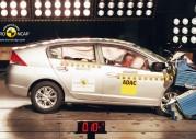 Nowa Honda Insight - test zderzeniowy EuroNCAP