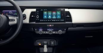 Honda Jazz - projektant wyjaśnia obecność fizycznych przycisków...