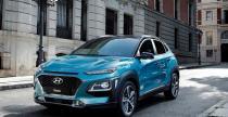 Hyundai Kona w wersji elektrycznej