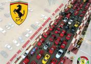 Zlot Ferrari Johannesburg 2012