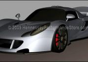 Nowy Hennessey Venom GT