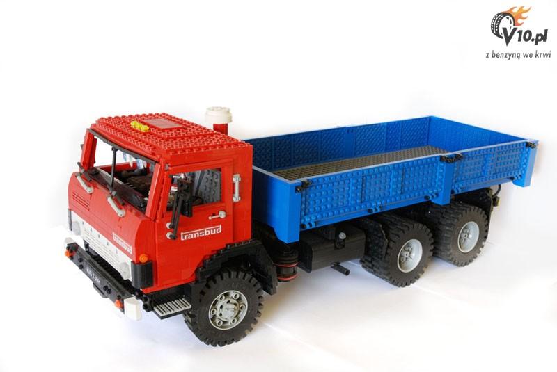 Смотреть видео как сделать военный грузовик из лего 84