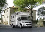 Nowy Volkswagen T5 jako kamper Karmann-Mobil Colorado