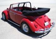 Volkswagen Beetle z 1963 roku