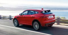 Jaguar E-Pace 2017