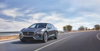 Jaguar I-Pace - konkurent dla Tesli Model X