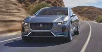 Jaguar I-Pace - wersja produkcyjna już za kilka miesięcy