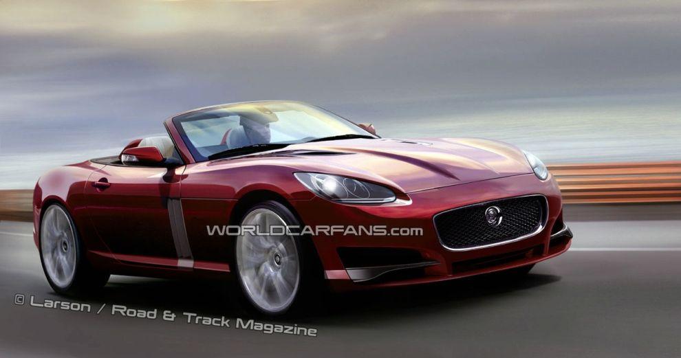 Nowy Jaguar XE wizualizacja