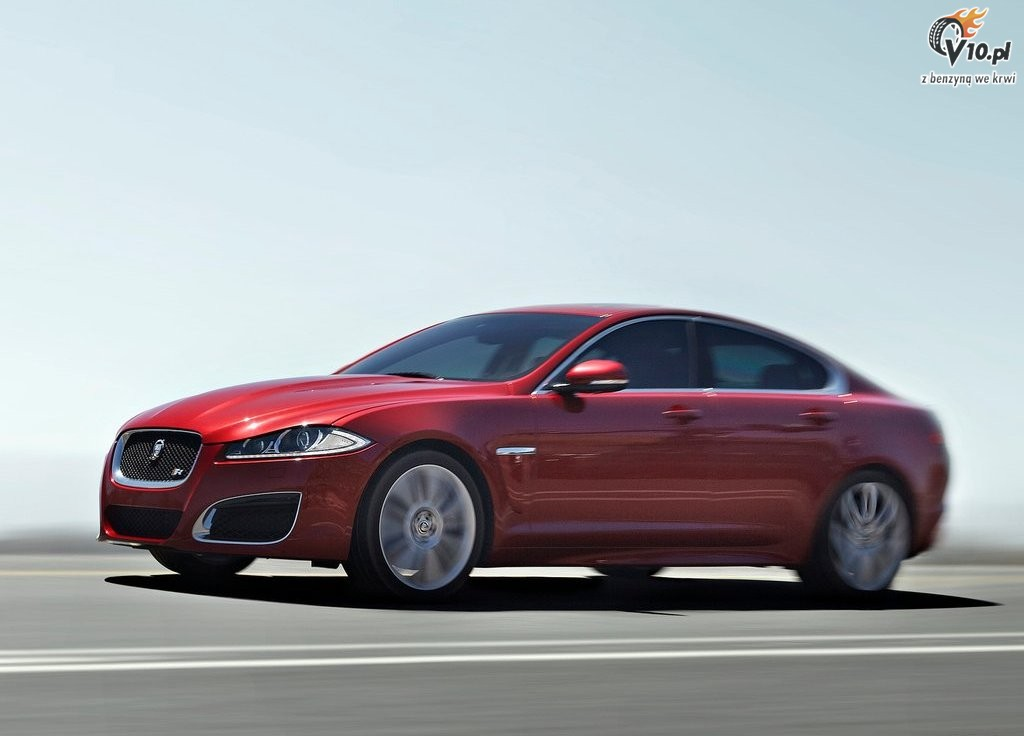 2014 Jaguar XFR