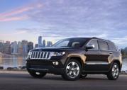 Jeep Grand Cherokee Overland Summit - najbardziej luksusowy z dotychczasowych
