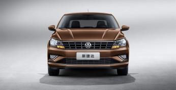 Jetta oficjalnie nową marką Volkswagena w Chinach