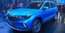 Jetta VS7 - premiera chińskiego SUVa na bazie Seata Tarraco