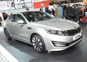 Nowa Kia Optima 2011 - Paris Motor Show 2010