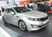 Nowa Kia Optima 2011 - Paris Motor Show 2010